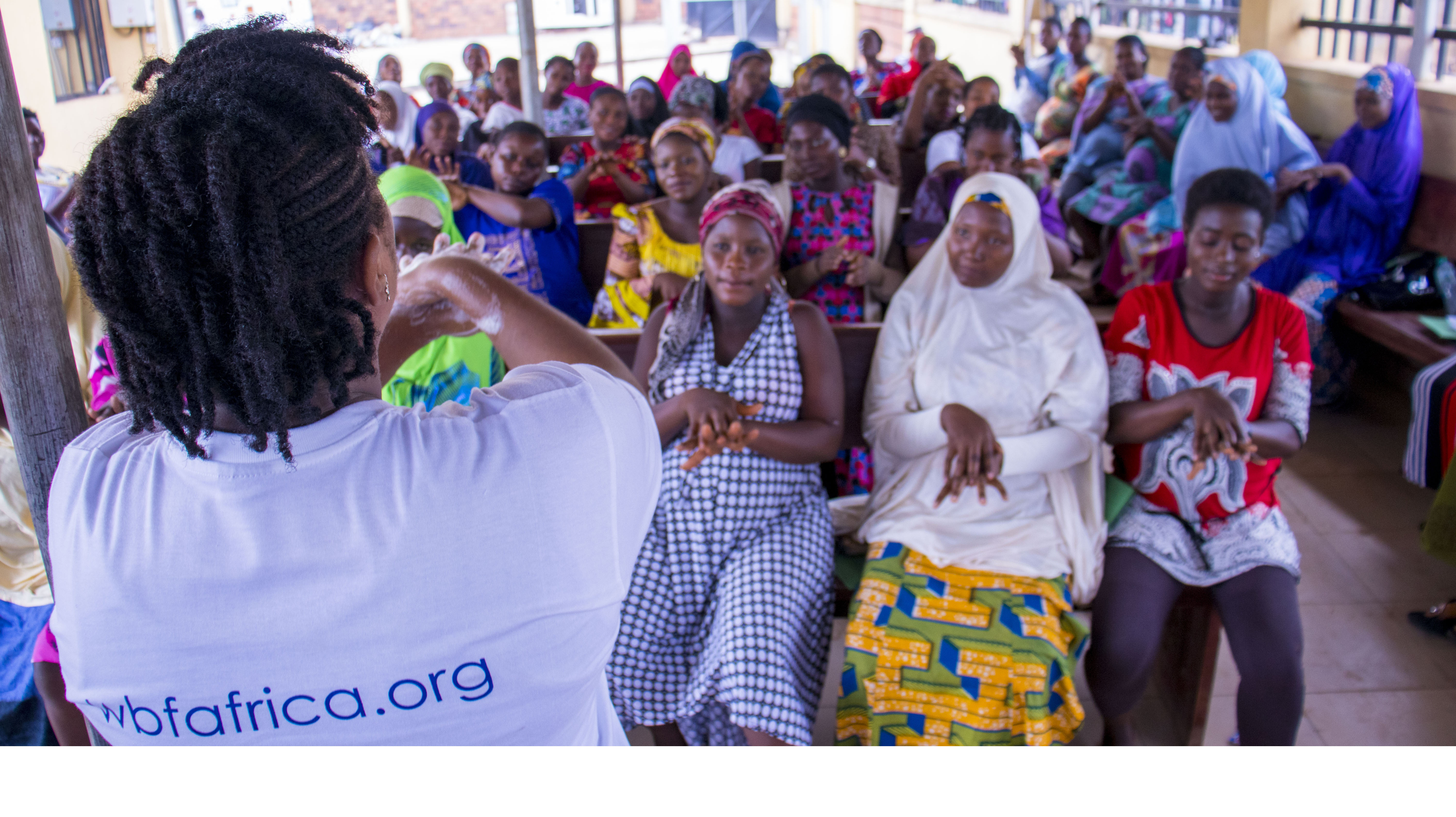 Homepage | The Wellbeing Foundation Africa